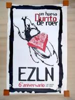 サパティスタ EZLN ポスター アート [カブトムシ]  アリシア