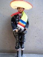 メキシコ バービー 人形 [チャリータ パンツ] オモチャ インテリア