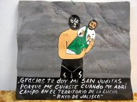 ボノラ アート エクスボト[ラヨ・デ・ハリスコ] 壁飾り