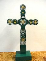 チアパス 十字架 ウッドクロス インテリア