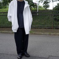 BIG FIELD PARKA/WHITE