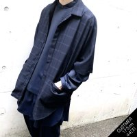 OPEN-COLLAR SHIRTS/CHECK