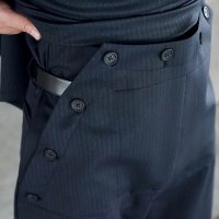 MARINE TROUSERS / BLACK
