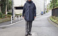<img class='new_mark_img1' src='//img.shop-pro.jp/img/new/icons59.gif' style='border:none;display:inline;margin:0px;padding:0px;width:auto;' />LONG FIELD PARKA / NAVY STRIPE