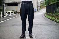 RIB 1TUCK TROUSERS TYPE-2