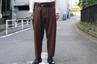 <img class='new_mark_img1' src='//img.shop-pro.jp/img/new/icons5.gif' style='border:none;display:inline;margin:0px;padding:0px;width:auto;' />UTILITY TROUSERS TYPE-� / BROWN