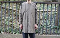 SLEEPING SHIRT-COAT TYPE-� / OLIVE