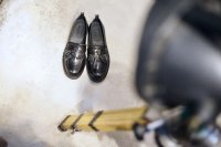 TASSEL LOAFER / BLACK
