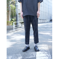 <img class='new_mark_img1' src='//img.shop-pro.jp/img/new/icons5.gif' style='border:none;display:inline;margin:0px;padding:0px;width:auto;' />BOX TUCK TROUSERS/TYPE-�