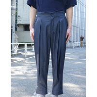 ACTION TROUSERS / INDIGO