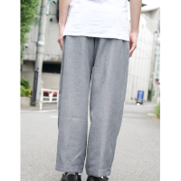 <img class='new_mark_img1' src='//img.shop-pro.jp/img/new/icons20.gif' style='border:none;display:inline;margin:0px;padding:0px;width:auto;' />EASY SUMMER TROUSERS