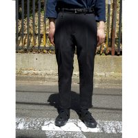 1 TUCK TROUSERS / TYPE-�