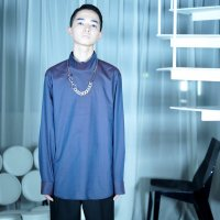 "【EXCLUSIVE】[Milok] for Amanojak.   ""TURTLE NECK SHIRTS"