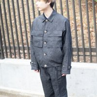 JAPAN BLACK BLOUSON