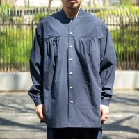 copano86 × Milok|別注 TYPEWRITER GATHERED SHIRT