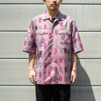 <img class='new_mark_img1' src='//img.shop-pro.jp/img/new/icons5.gif' style='border:none;display:inline;margin:0px;padding:0px;width:auto;' />copano86別注  MEISEN S/S SHIRT