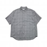 THE SHORT SLEEVE SHIRT / CHECK