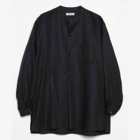 <img class='new_mark_img1' src='https://img.shop-pro.jp/img/new/icons47.gif' style='border:none;display:inline;margin:0px;padding:0px;width:auto;' />Utility Pullover Shirt | BLACK