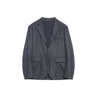 <img class='new_mark_img1' src='https://img.shop-pro.jp/img/new/icons5.gif' style='border:none;display:inline;margin:0px;padding:0px;width:auto;' />SUPER100's Flanne LANA 1B JACKET