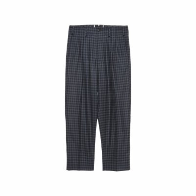 <img class='new_mark_img1' src='https://img.shop-pro.jp/img/new/icons5.gif' style='border:none;display:inline;margin:0px;padding:0px;width:auto;' />SUPER100's Flanne LANA 2TUCK TROUSERS