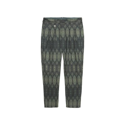 <img class='new_mark_img1' src='https://img.shop-pro.jp/img/new/icons5.gif' style='border:none;display:inline;margin:0px;padding:0px;width:auto;' />BOX TUCK TROUSERS / GREEN