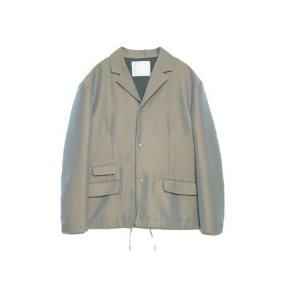 GRAMPIANS WOOL COACH JACKET