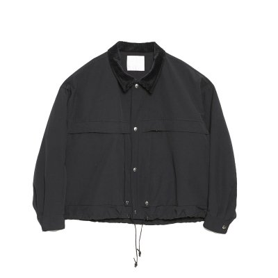 HIGH COUNT WEATHER WADING JACKET / BLACK