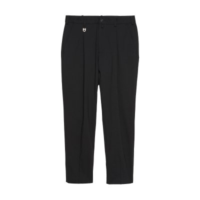 <img class='new_mark_img1' src='https://img.shop-pro.jp/img/new/icons20.gif' style='border:none;display:inline;margin:0px;padding:0px;width:auto;' />1TUCK TROUSERS / BLACK