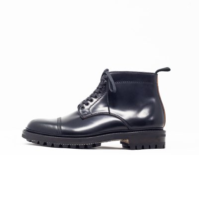 STRAIGHT TIP BOOT [2020年 NEW ITEM] / CORDOVAN