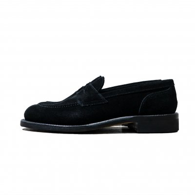 ADDLE LOAFER / SUEDE