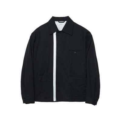 <img class='new_mark_img1' src='https://img.shop-pro.jp/img/new/icons47.gif' style='border:none;display:inline;margin:0px;padding:0px;width:auto;' />Modified Farmers Jacket / BLACK
