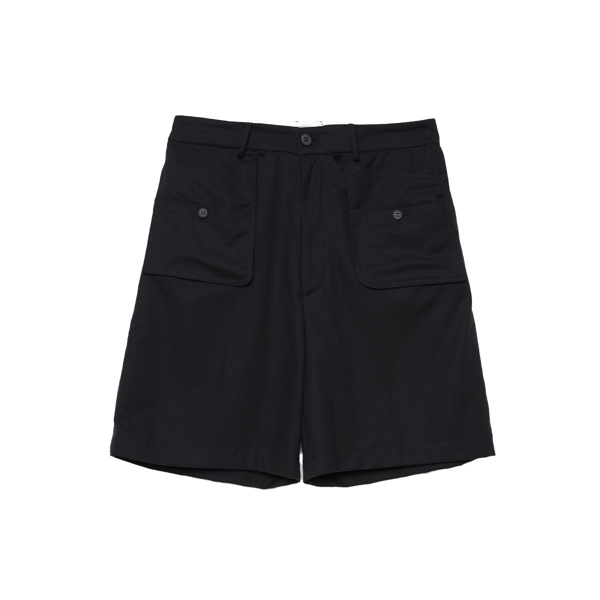 <img class='new_mark_img1' src='https://img.shop-pro.jp/img/new/icons5.gif' style='border:none;display:inline;margin:0px;padding:0px;width:auto;' />Workaholic Utility Short Pants / BLACK