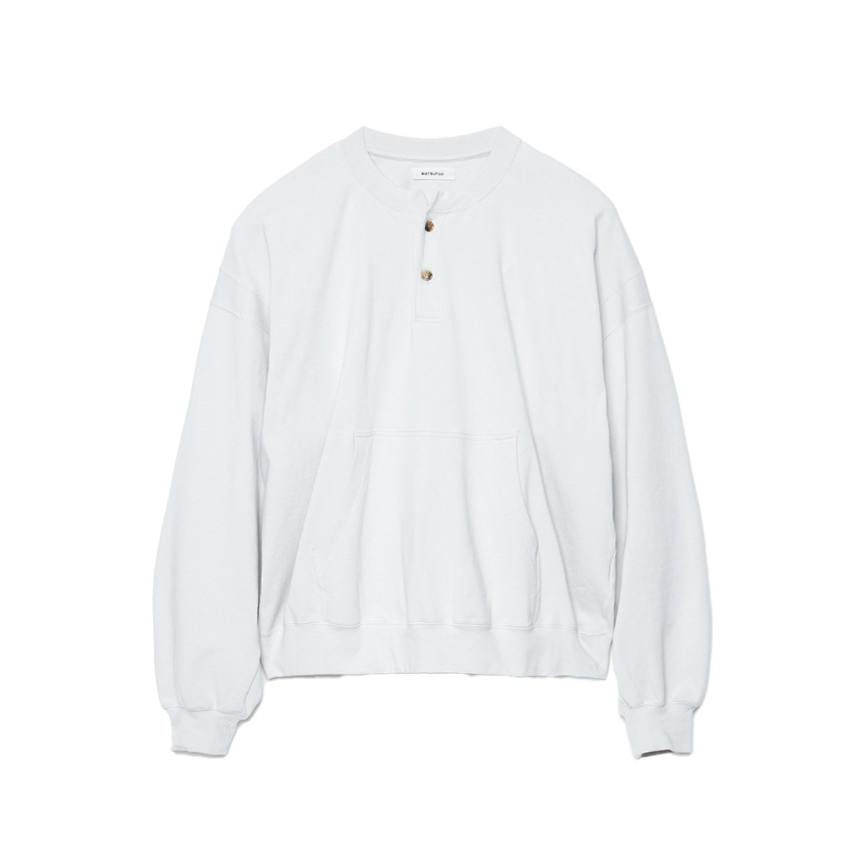 <img class='new_mark_img1' src='https://img.shop-pro.jp/img/new/icons47.gif' style='border:none;display:inline;margin:0px;padding:0px;width:auto;' />Henry Neck Sweat Shirt / L.GRAY