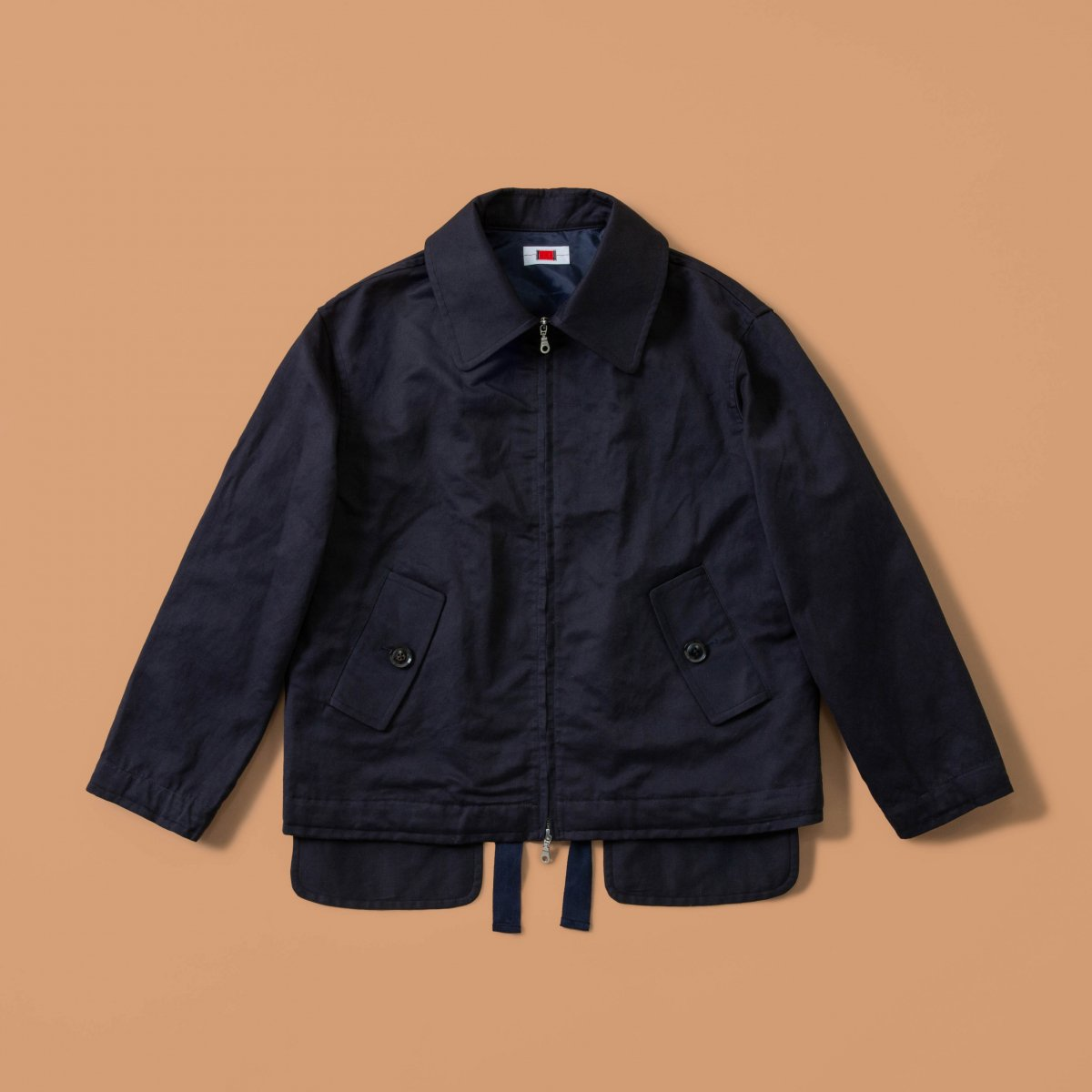 <img class='new_mark_img1' src='https://img.shop-pro.jp/img/new/icons5.gif' style='border:none;display:inline;margin:0px;padding:0px;width:auto;' />EMPTY BLOUSON / NAVY