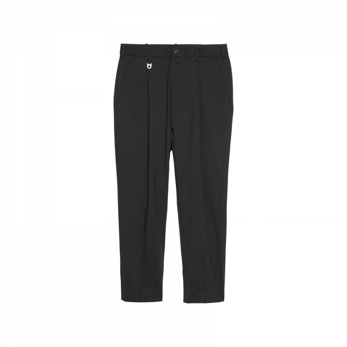 <img class='new_mark_img1' src='https://img.shop-pro.jp/img/new/icons5.gif' style='border:none;display:inline;margin:0px;padding:0px;width:auto;' />1TUCK TROUSERS / BLACK