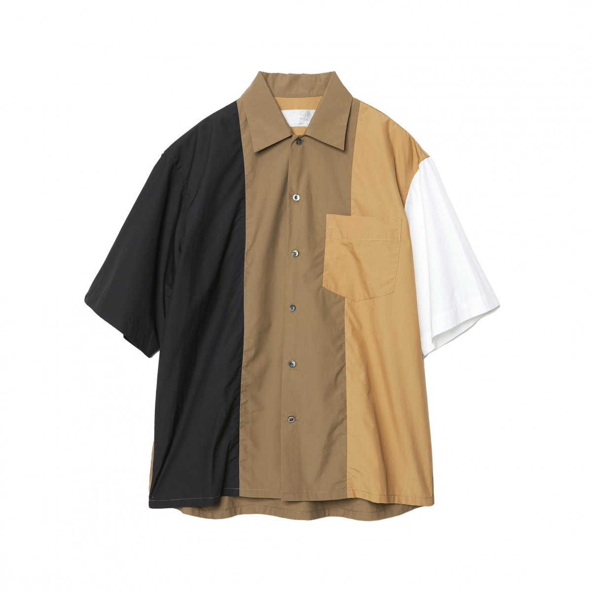 <img class='new_mark_img1' src='https://img.shop-pro.jp/img/new/icons5.gif' style='border:none;display:inline;margin:0px;padding:0px;width:auto;' />GIZA SUPIMA COTTON SHORT SLEEVE SHIRT / MULTI