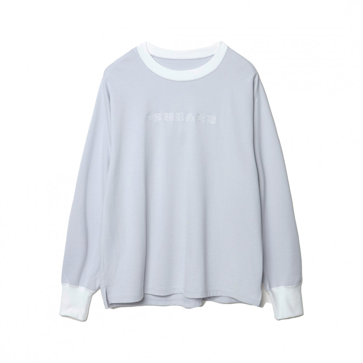 <img class='new_mark_img1' src='https://img.shop-pro.jp/img/new/icons5.gif' style='border:none;display:inline;margin:0px;padding:0px;width:auto;' />COMPACT RICH FLEECE LOGO TEE / IVORY