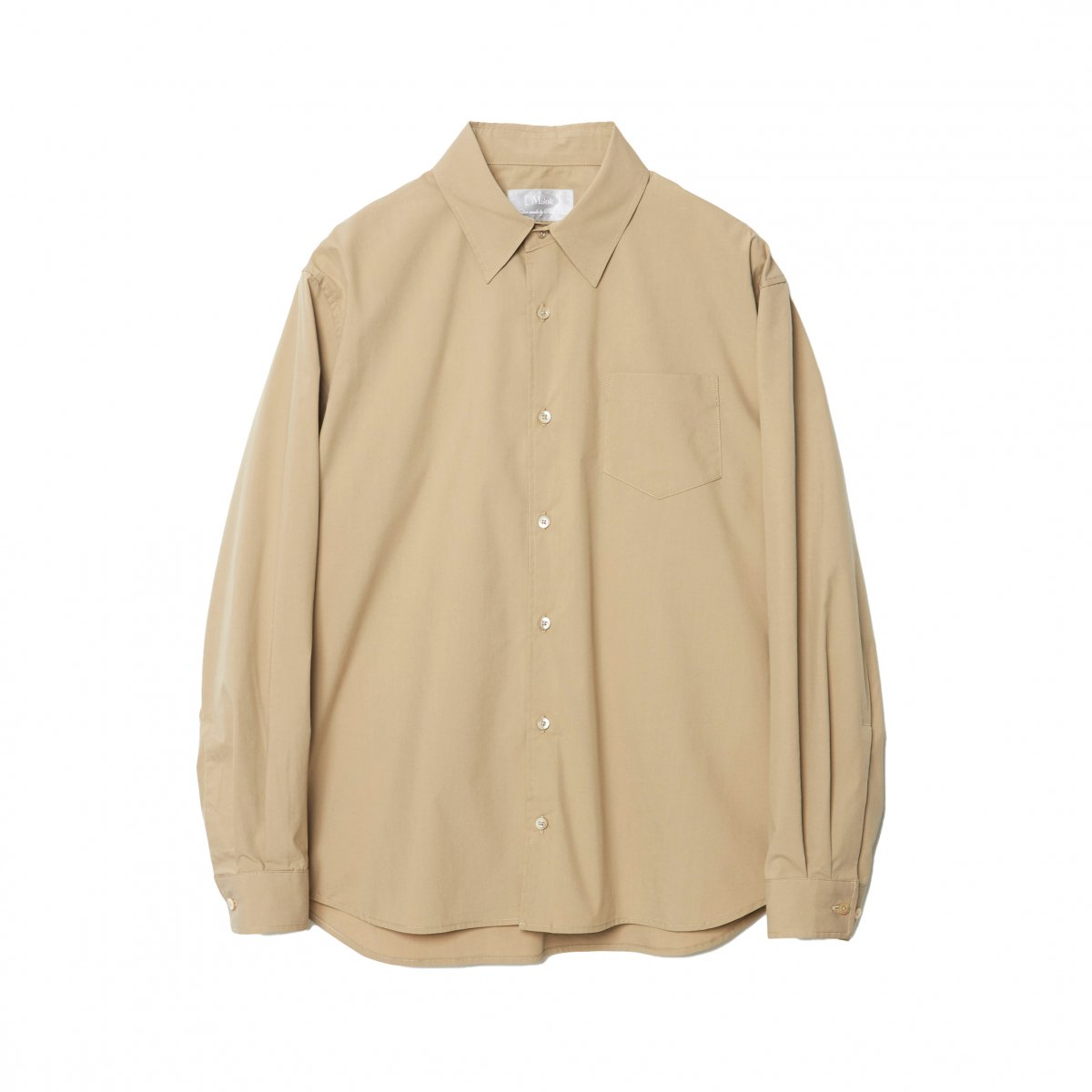 <img class='new_mark_img1' src='https://img.shop-pro.jp/img/new/icons5.gif' style='border:none;display:inline;margin:0px;padding:0px;width:auto;' />SOLOTEX ALL WEATHER COTTON THE SHIRT / BEIGE