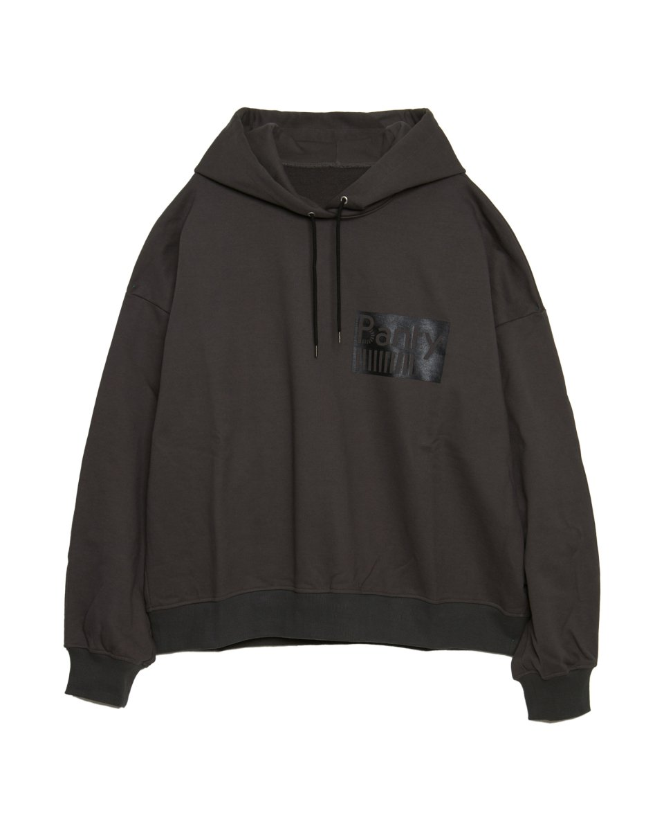 【2021AW】HEAVY COTTON HOODIE | CHARCOAL