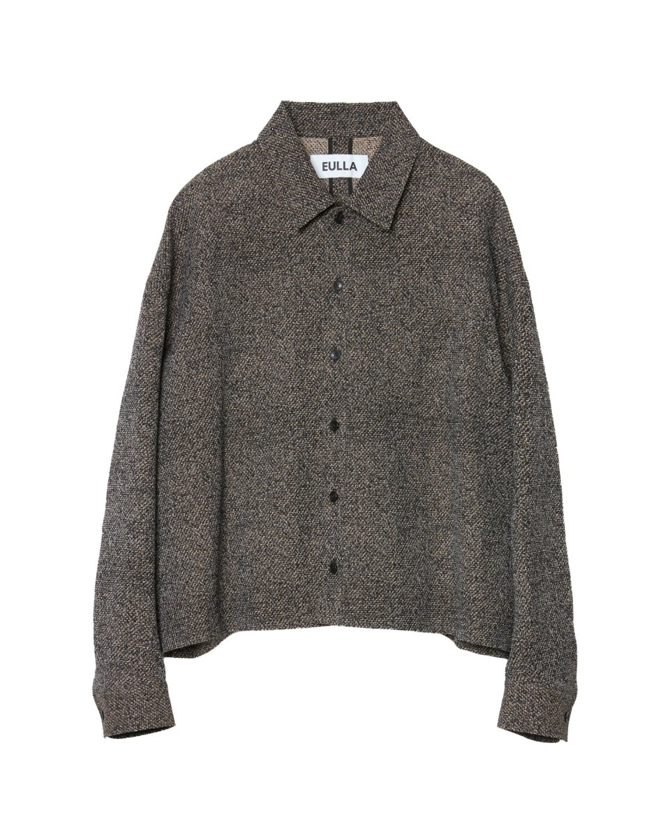 <img class='new_mark_img1' src='https://img.shop-pro.jp/img/new/icons5.gif' style='border:none;display:inline;margin:0px;padding:0px;width:auto;' />【2021AW】CONSTRUCTED SHIRT JACKET | MIX