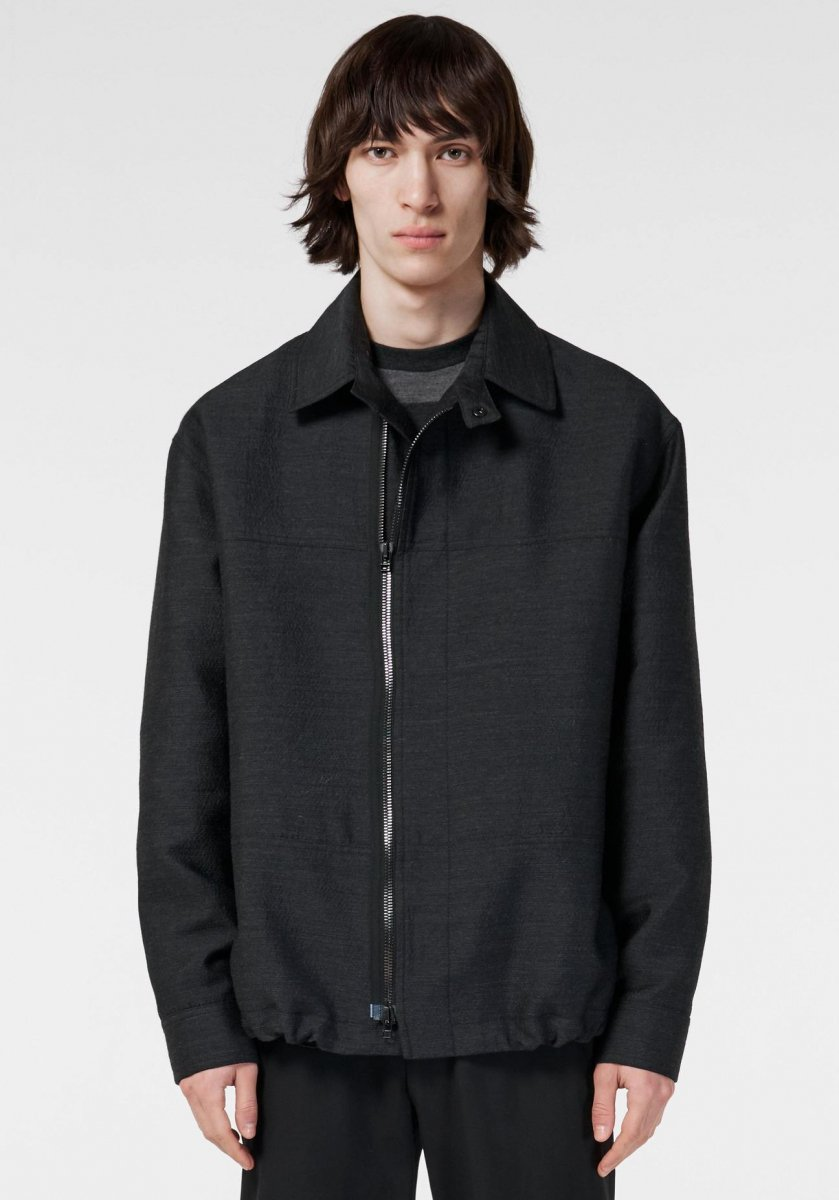 <img class='new_mark_img1' src='https://img.shop-pro.jp/img/new/icons5.gif' style='border:none;display:inline;margin:0px;padding:0px;width:auto;' />【2021AW】COURSIER JACKET | BLACK