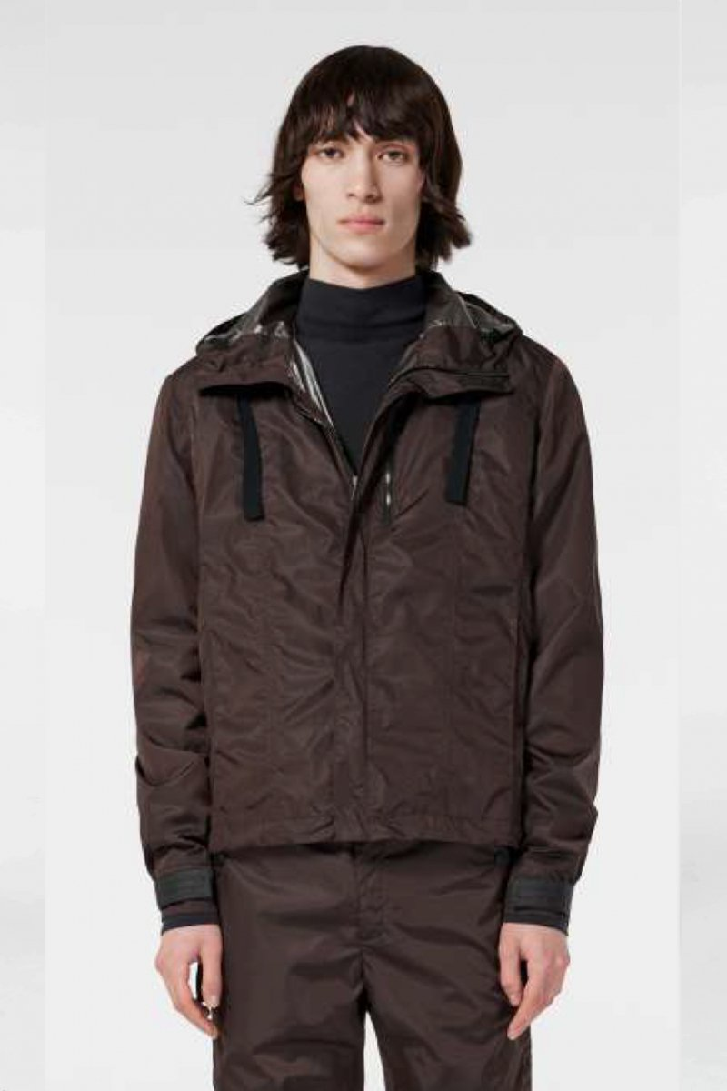 <img class='new_mark_img1' src='https://img.shop-pro.jp/img/new/icons5.gif' style='border:none;display:inline;margin:0px;padding:0px;width:auto;' />【2021AW】ASTRO WINDBREAKER JACKET | BROWN