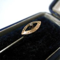 STICK PIN/DIAMOND/Circa 1880/with CASE