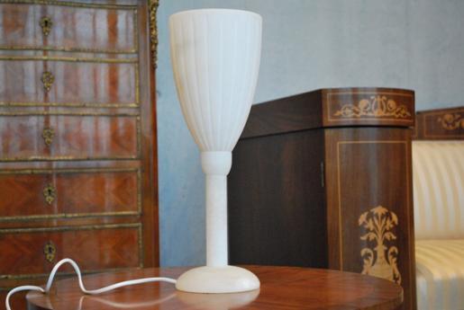 雪花石膏ランプ AL36(白)