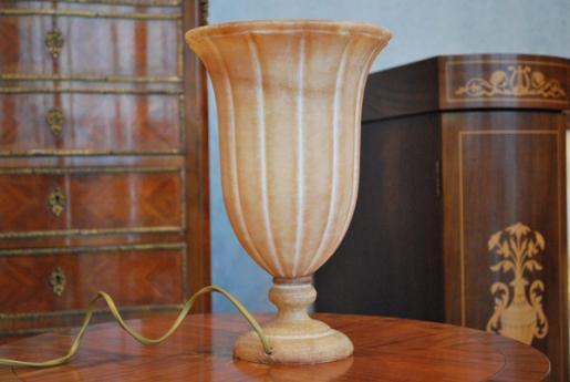 雪花石膏ランプ AL32-A