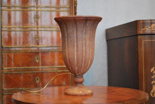 雪花石膏ランプ AL32-B