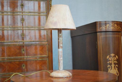 雪花石膏ランプ AL48