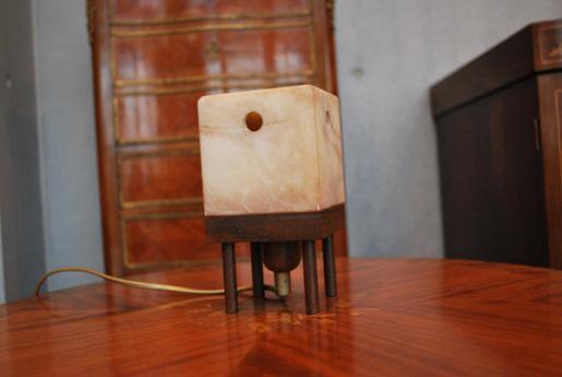 雪花石膏ランプ TK10