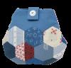 六角形のポーチ(プラプレ入)