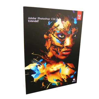 Adobe Photoshop CS6 Extended ��{�� Mac OS��